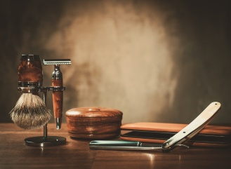 Luxury shaving